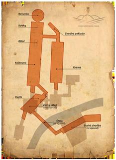 Mapa sklepů